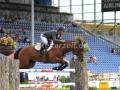 IMG_6010 Eduardo Alvarez Aznar u. Rokfeller de Pleville Bois Margot (EM Aachen 2015)