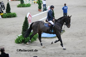 Denis Lynch u. Abbervail van het Dingeshof (in Stuttgart 2013)