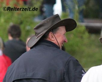 Herbert Blöcker wie immer gut gelaut, in Schenefeld bei den Dt. Meisterschaften d. Vielseitigkeit