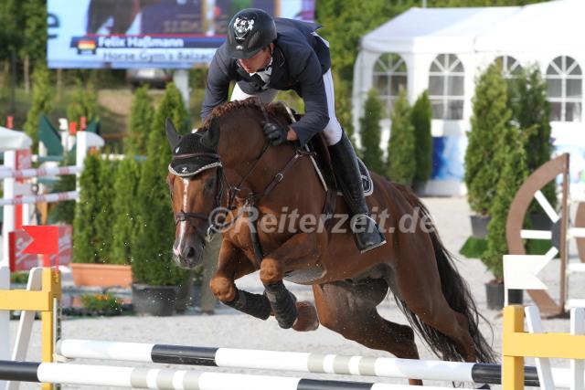 IMG_0581 Felix Hassmann u. Horse Gym´s Balzaci (Gross Viegeln 2015)