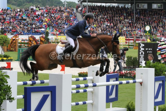 IMG_6281 Scott Brash u. Hello Sanctos (Aachen 2015)