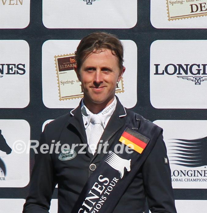Ben Maher (Hamburg 2014)