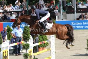 IMG_9859 Felix Hassmann u. Horse Gym´s Balzaci (Balve 2015)