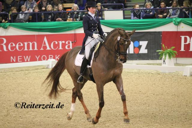 Johanna von Fircks u. Nymphenburgs Rockport OLD (Neumünstern 2014)