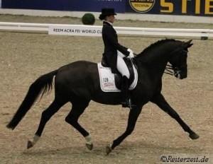Aachen 2013: Kristina Sprehe u. Desperados Sieg Grand Prix Special