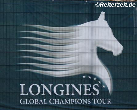 Logo Longines Global Champions Tour