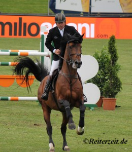 Nick Skelton u. Big Star (Hamburg 2014)