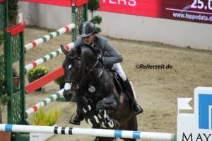 Philipp Weishaupt hier m. Leoville 2 (in Kiel 2013)