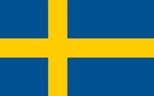 Schweden - Flagge