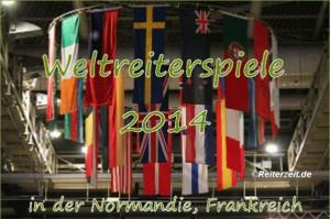 Weltreiterspiele 2014